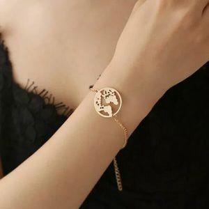 Jewelry - Globe World Bracelet